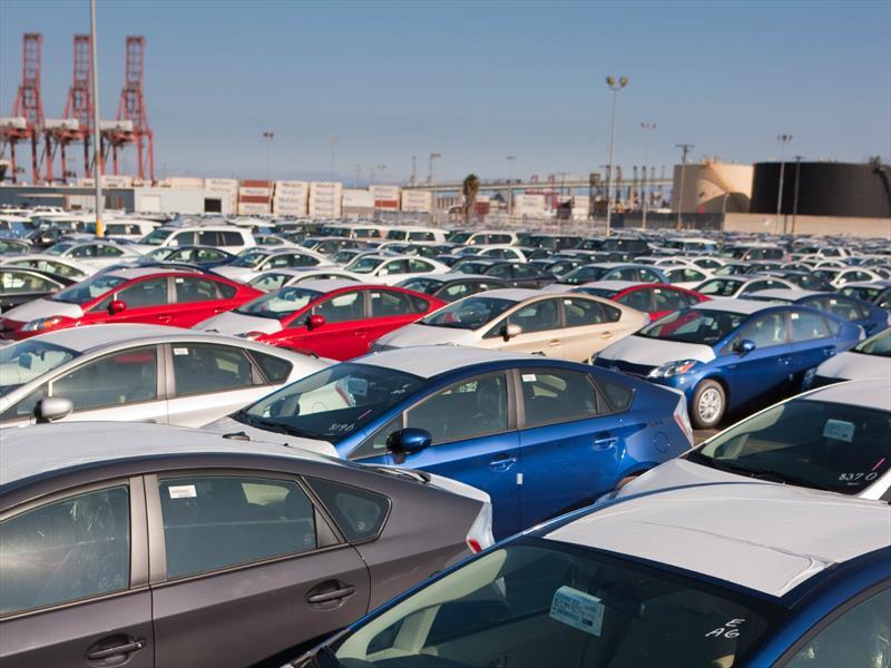 Toyota: mayor fabricante de carros de 2015