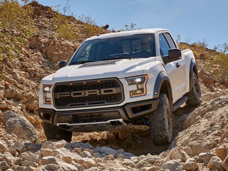 Ford Ranger Tuning >> Ford F-150 Raptor 2017, conoce sus diferentes modos de manejo - Autocosmos.com