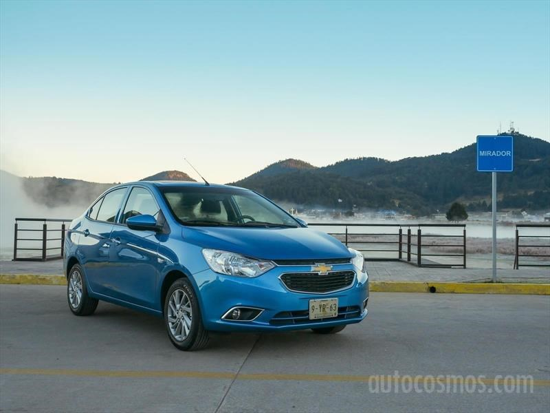 Nuevo Chevrolet Aveo 2018 llega a México desde $199,900 pesos