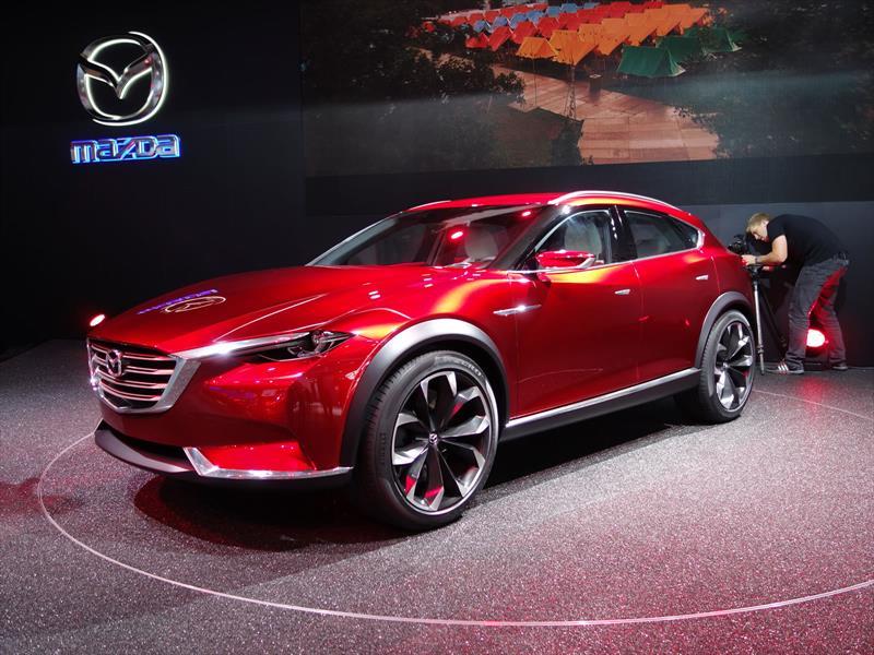 Mazda Koeru Concept se presenta