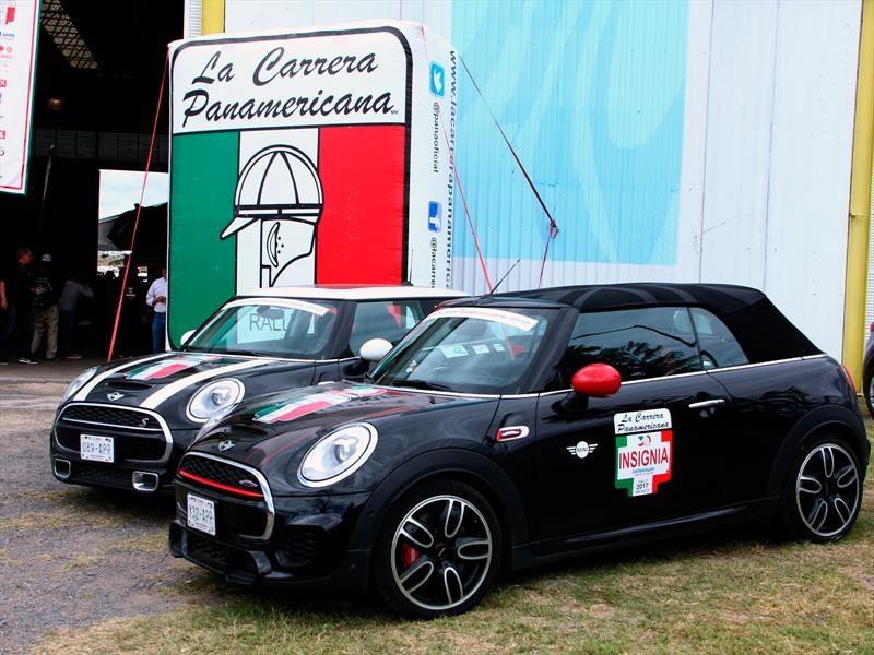 Así vivimos la XXX Carrera Panamericana con MINI