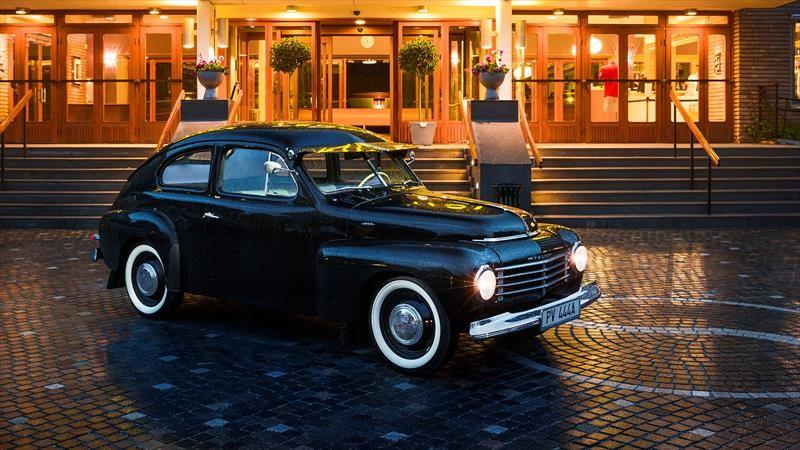 Volvo PV444/544, un parteaguas para la firma sueca tras la segunda guerra mundial