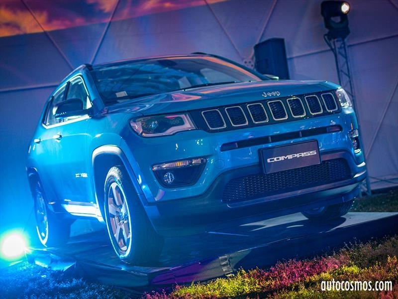 Jeep Compass 2018 en Chile, regeneración con actitud