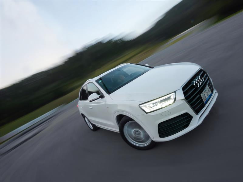 Manejamos el Audi Q3 2016