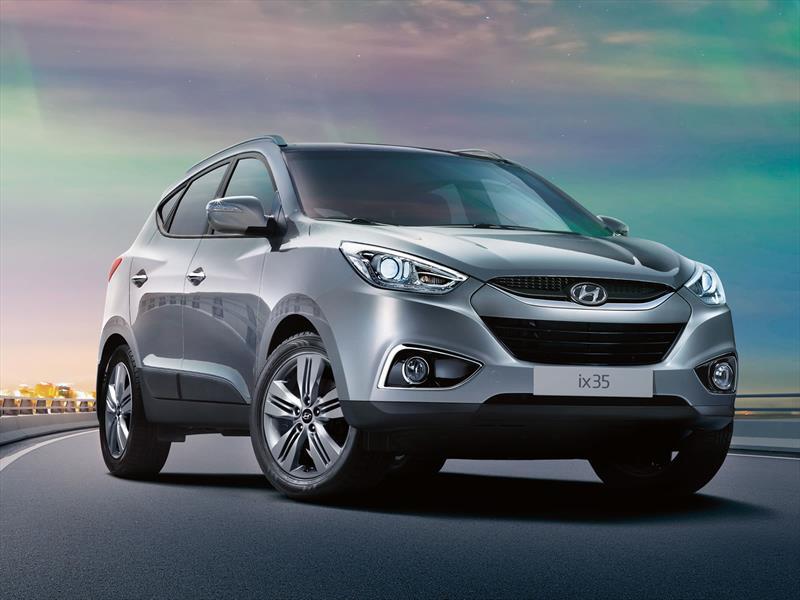Hyundai ix35 2015 llega a México desde $279,900 pesos ...