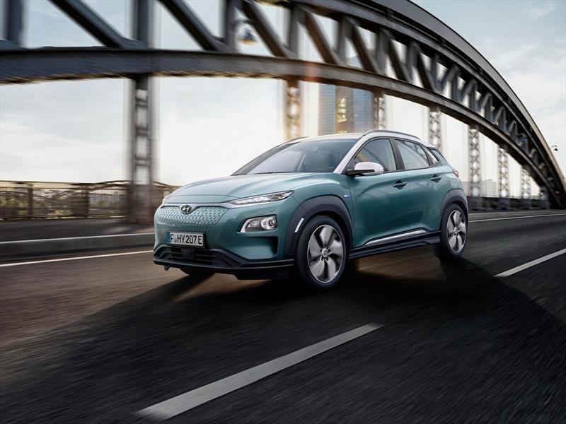 Hyundai Kona Electric 2019 es una nueva propuesta cero emisiones