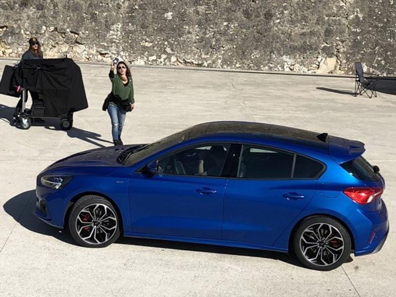 Retrato del nuevo Ford Focus 2019
