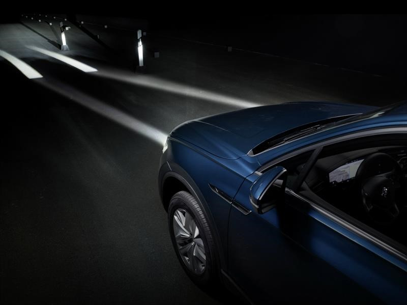 IqLight, el nuevo sistema lumínico de Volkswagen