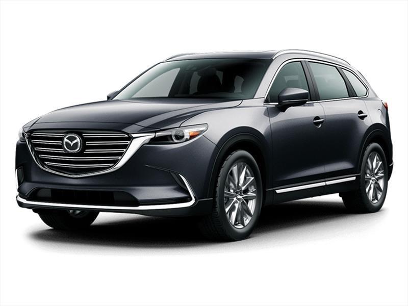 Mazda CX-9 Signature 2018 se presenta