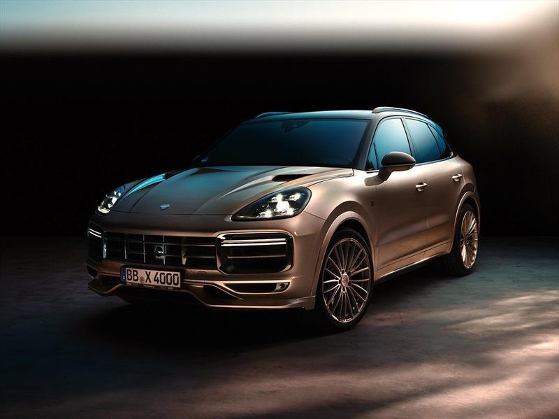 Porsche Cayenne por TechArt es más que lujo y poder