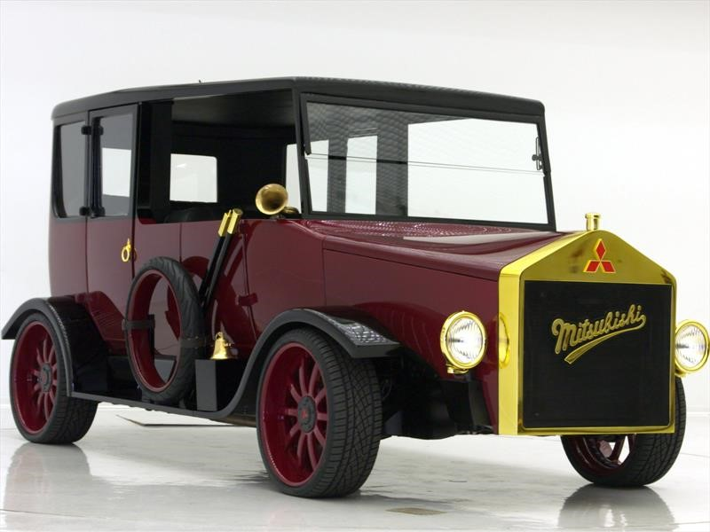 Mitsubishi Re-Model A debuta