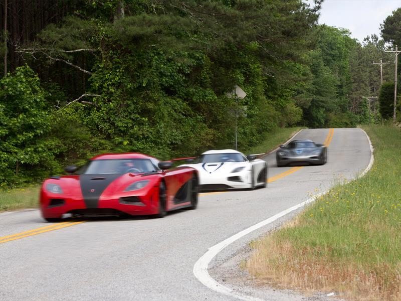 Los carros de la película de Need For Speed