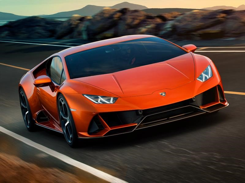 Lamborghini Huracán EVO, amplifica el placer de conducción
