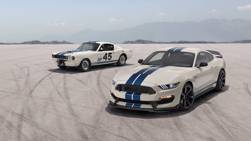 Mustang Shelby Heritage Edition 2020, un muscle car de colección