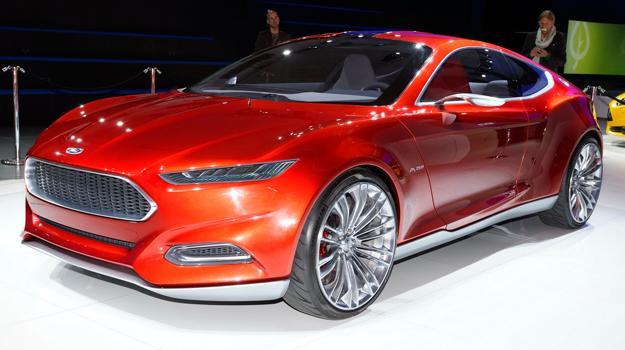 Ford EVOS Concept debuta en Frankfurt 2011