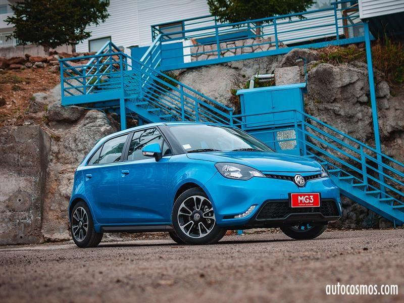Test Drive: MG3 1.5 VTi Comfort Plus 2017