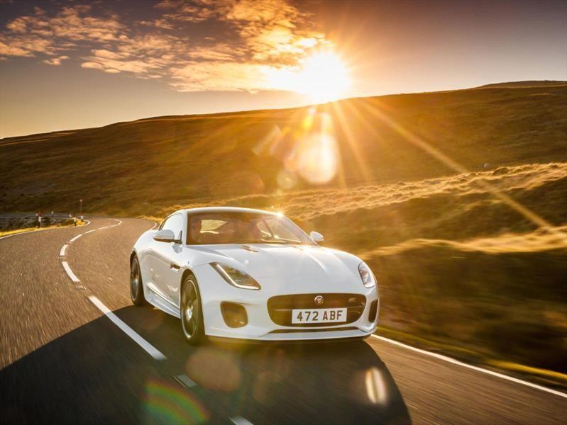 Jaguar F-Type Chequered Flag: deportivo para festejar