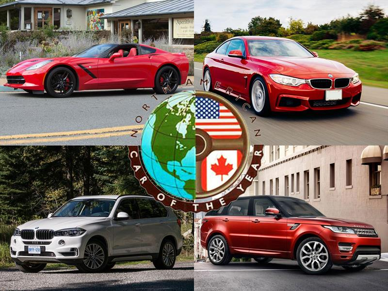 Listos los nominados para North American Car and Truck of the Year 2014