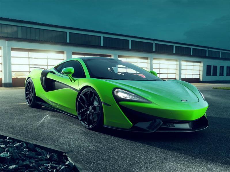 McLaren 570GT por Novitec debuta