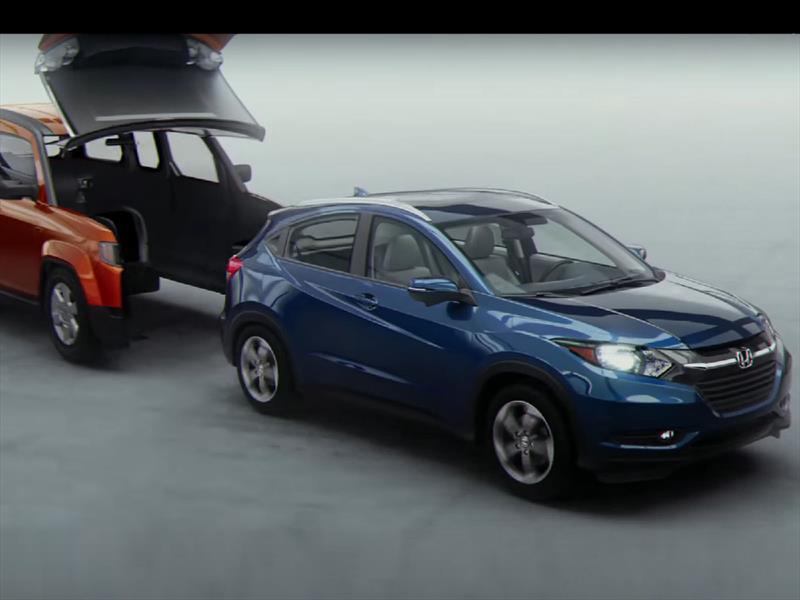 Video: Honda nos cuenta su historia para llegar a la HR-V