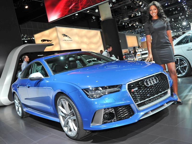Audi RS 7 Performance 2016, lujo para el Auto Show californiano