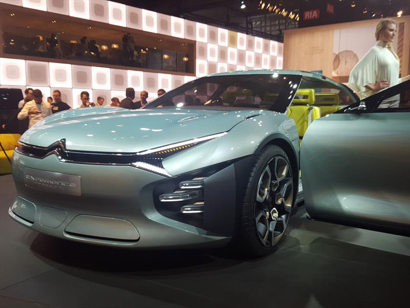 Citroën CXperience Concept, un nuevo concepto en sedanes