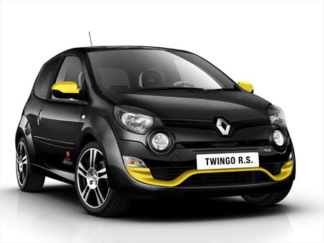 renault twingo r s red bull racing rb7. Black Bedroom Furniture Sets. Home Design Ideas
