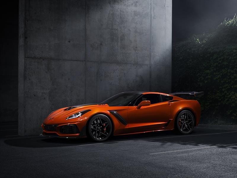 Chevrolet Corvette ZR1 2018, 755 hp y más fibra de carbono que nunca