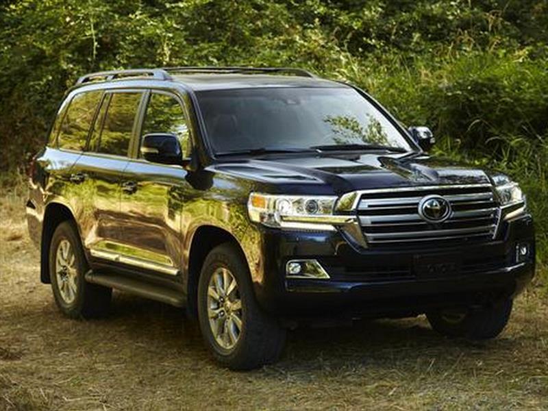 Nueva Toyota Land Cruiser, off-road legendario