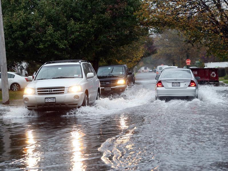 Cómo saber si un automóvil fue afectado por inundación