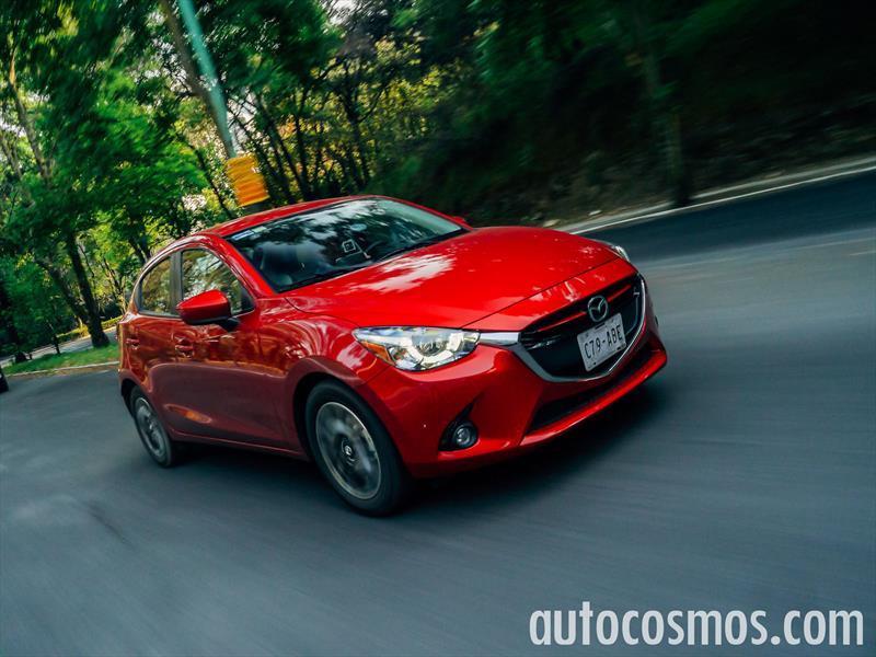 Mazda2 a prueba