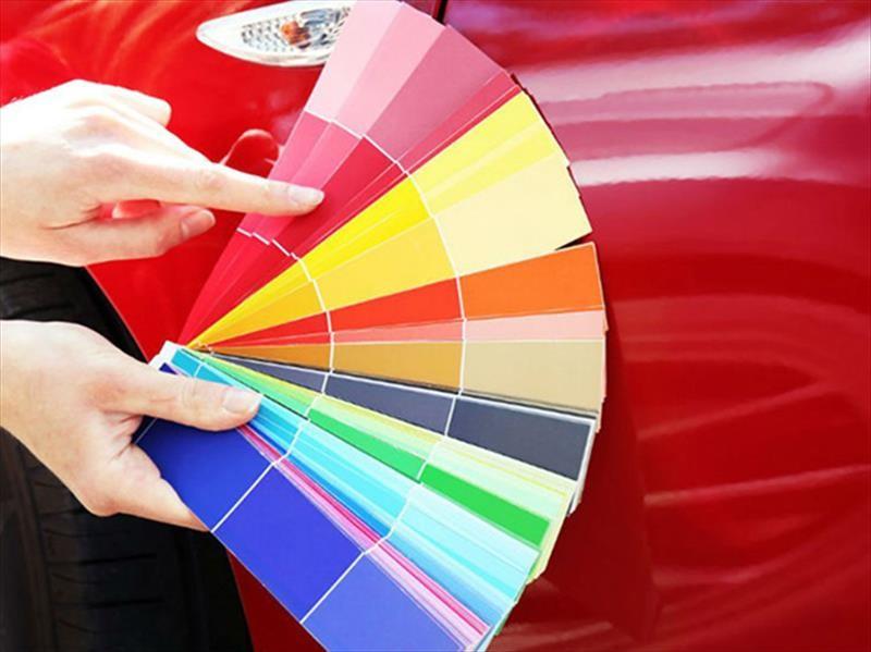 Los colores más populares en los autos y SUVs durante 2017
