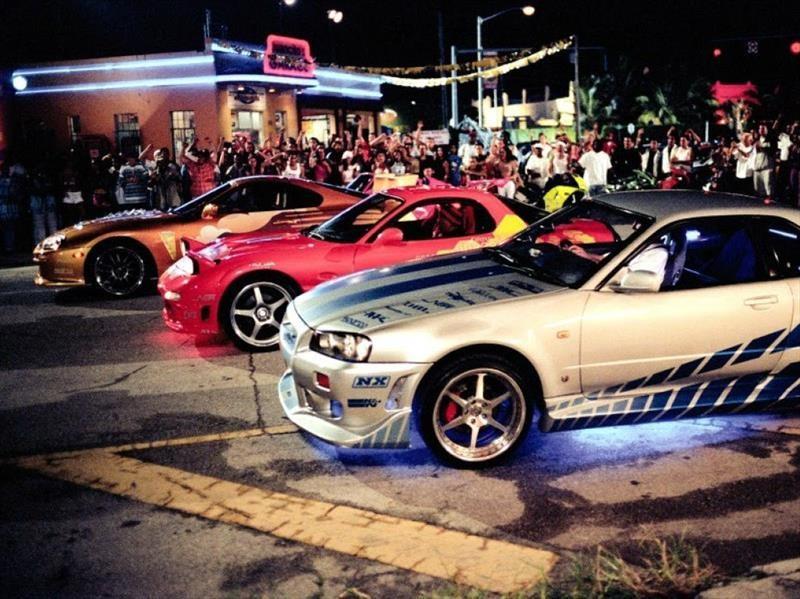 Los autos japoneses que valen más gracias a Fast and Furious