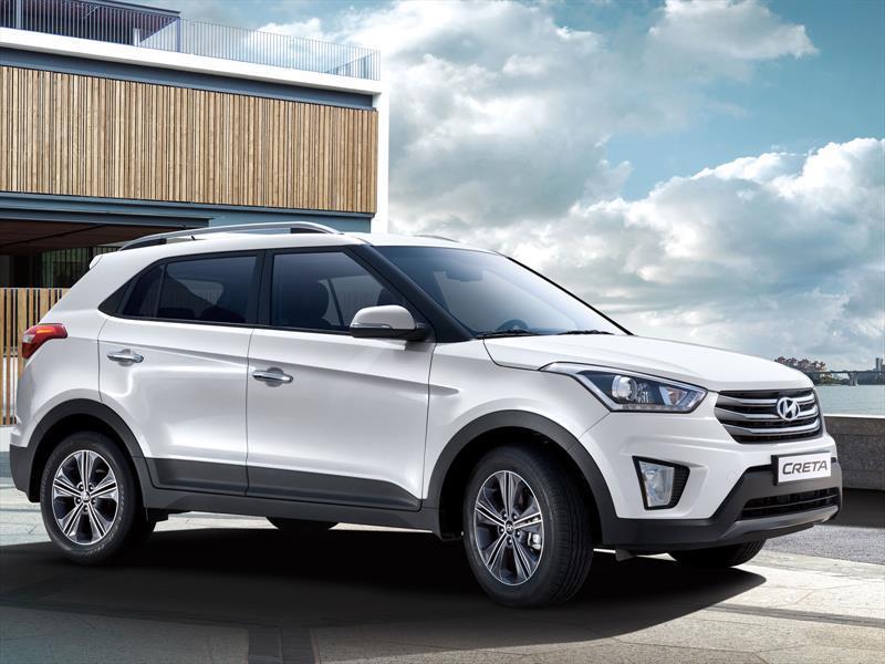 Hyundai Creta 2017, llega a México desde $278,900 pesos - Autocosmos.com
