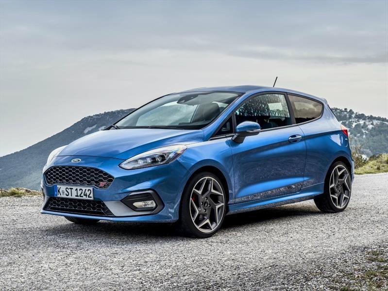 Ford Fiesta ST 2019, puerta de entrada al mundo de Ford Performance
