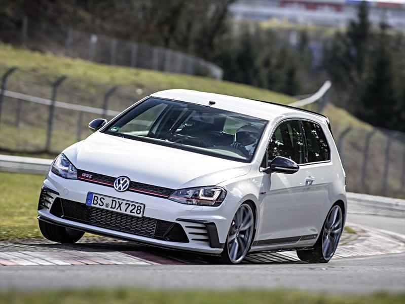 Volkswagen Golf GTI Clubsport S, el tracción delantera más rápido en Nürburgring