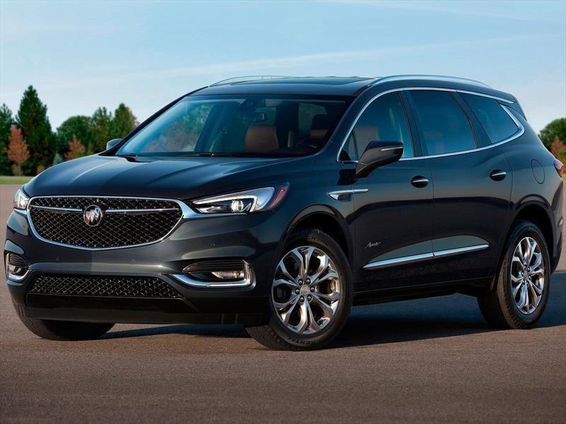 Buick Enclave 2018 alista su llegada a México