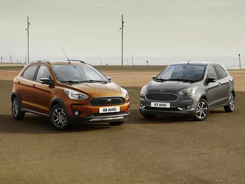Ford Ka: Así es el rediseño y el interior en Europa