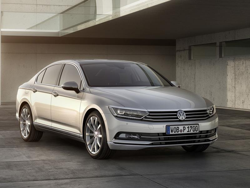 Volkswagen Passat 2015 se presenta
