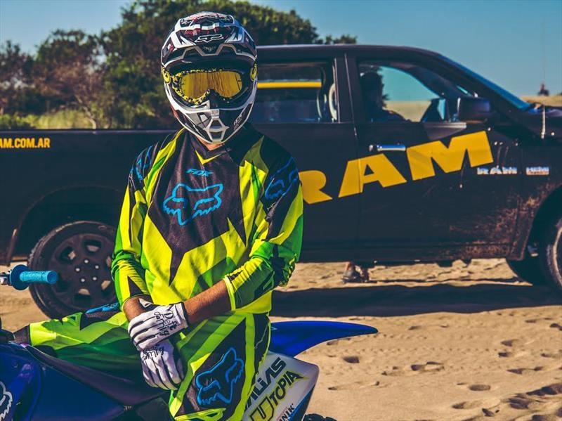 RAM 1500, pick-up oficial del Enduro del Verano 2017