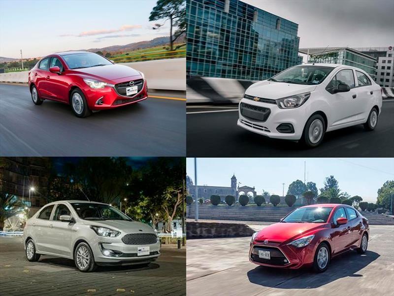 Los 10 mejores autos para Uber en 2019