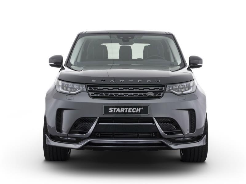 Startech le puso sello a la Land Rover Discovery
