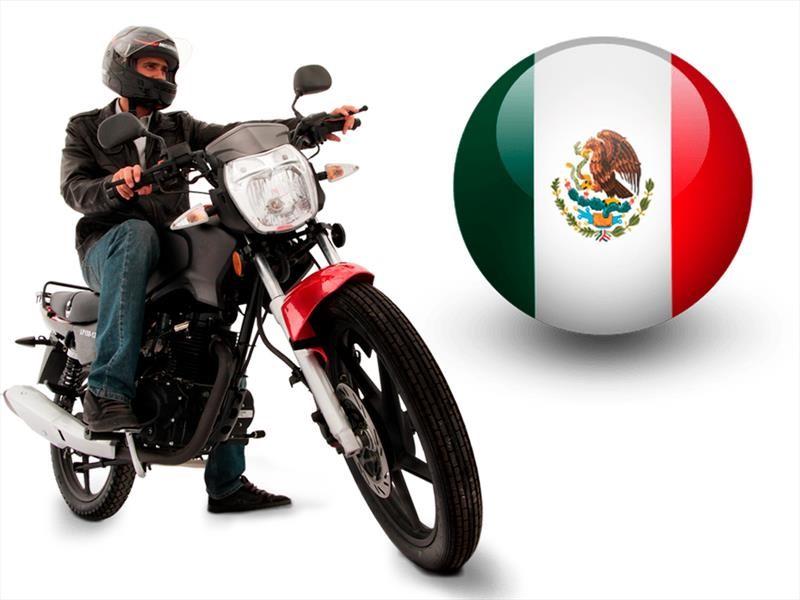 Motociclistas, los héroes sobre ruedas del 19 de septiembre