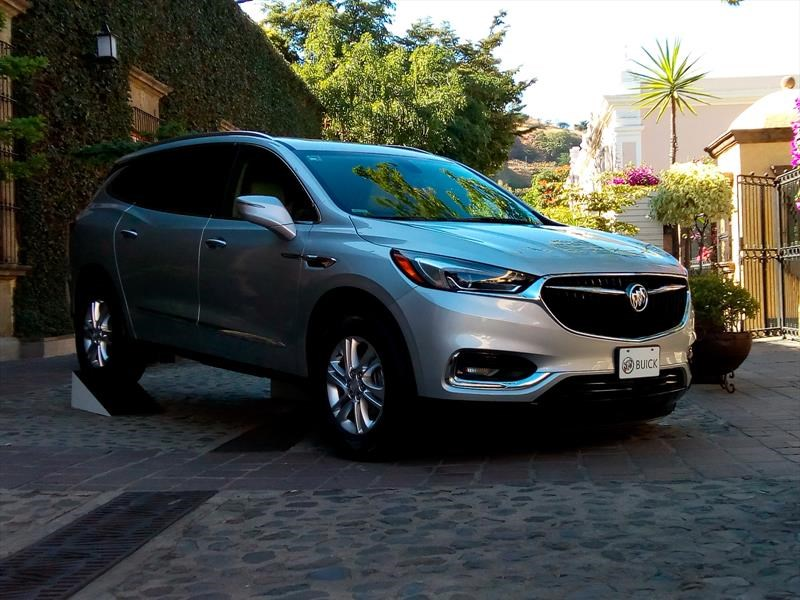 Buick Enclave 2018 llega a México desde $818,000 pesos