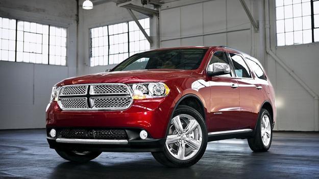 Dodge Durango: Obtiene el Top Safety Pick