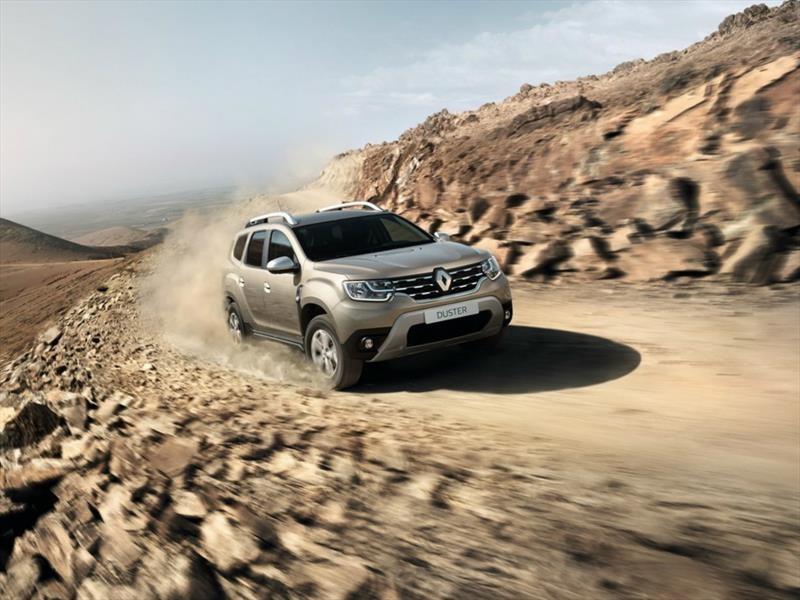 Duster, bajo el signo Renault: ¡Como debe ser!