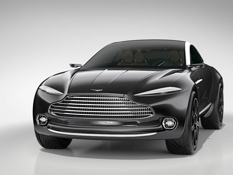 DBX, el SUV de Aston Martin, sale a la venta en 2019
