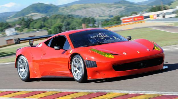 Ferrari 458 Grand Am se presenta