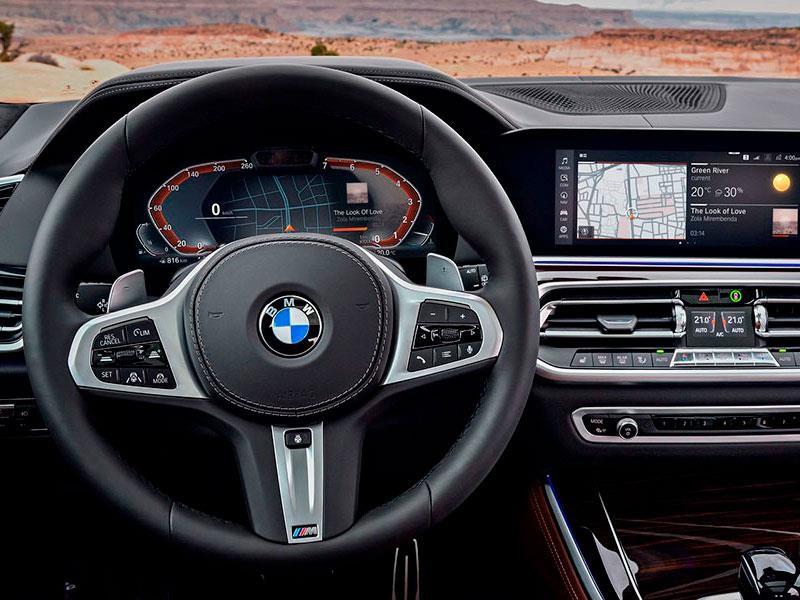 BMW incluirá cluster digital en sus futuros modelos