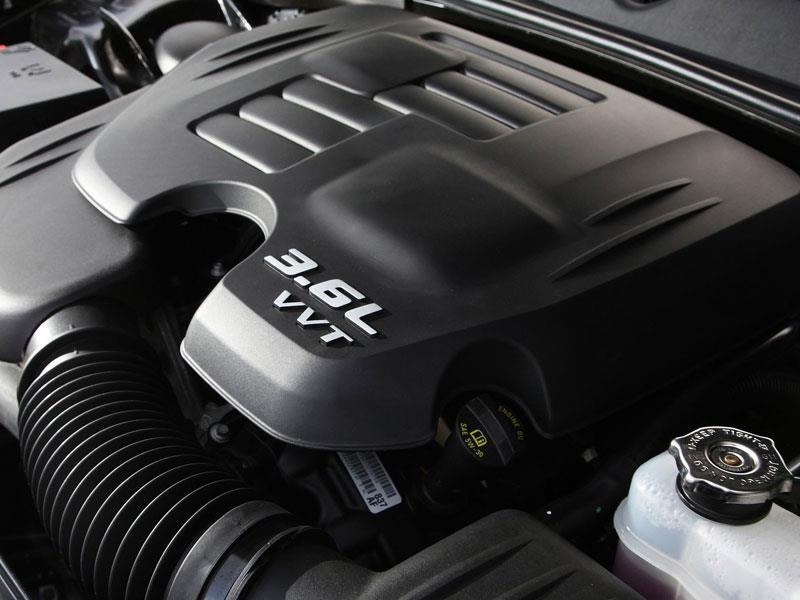 Chrysler Pentastar V6 alcanza tres millones de unidades